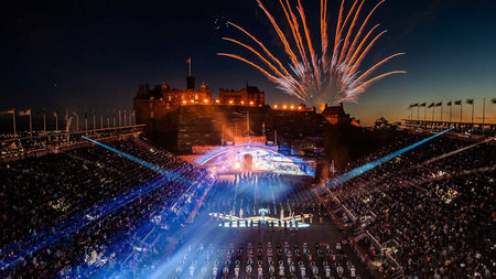 The Balmoral Launches Royal Military Tattoo Suite Experience