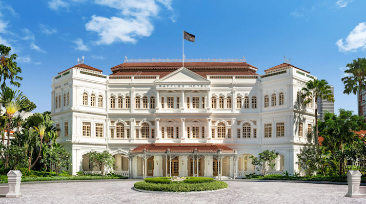 The Return of A Legend, Raffles Singapore Officially Reopens