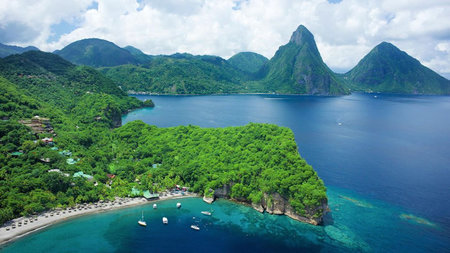 Anse Chastanet and Scuba St. Lucia Offer Underwater Photography Training