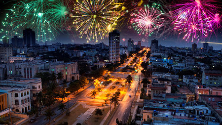Celebrate a Luxury New Year's Eve in Cuba & Improve the Lives of Cuban People