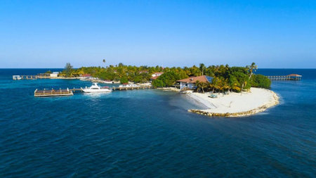 Ray Caye, New Private Island Resort to Open in Belize