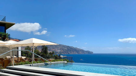 Les Suites at The Cliff Bay Opens in Madeira, Portugal