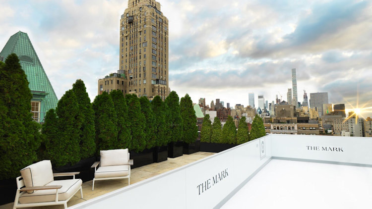 The Mark Offers $250k Penthouse Holiday Spectacular