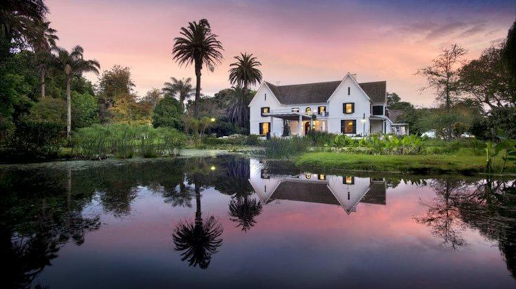 The Manor House at Fancourt Romantic Couples Retreat with World-class Golf