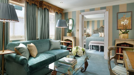 Expert tips for transforming your home into a haven, inspired by the world's best hotels