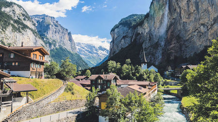 Ready to travel again? Spend a Summer Sojourn in Switzerland