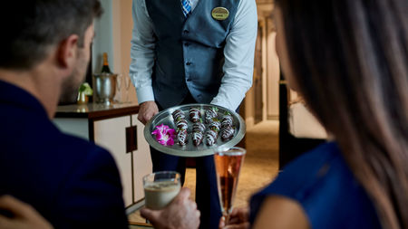 Why Stay at a Hotel with Butler Service?