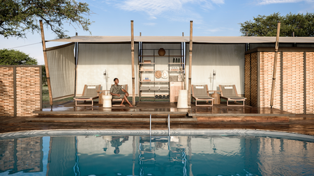 A First Look at the Reimagined Singita Sabora Tented Camp