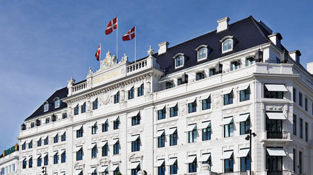Copenhagen's Hotel d'Angleterre Appoints Acclaimed Head Chef for Michelin-Starred Restaurant Marchal