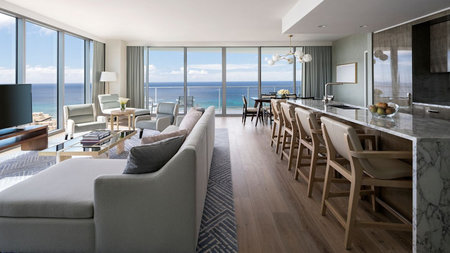 The Ritz-Carlton Residences, Waikiki Beach Debuts New Pod Travel Packages