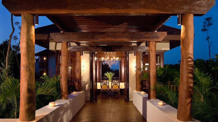 Fairmont Mayakoba Riviera Maya Mexico Luxury Beach