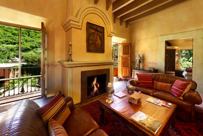 Hacienda De Los Santos Resort & Spa - Alamos, Sonora, Mexico