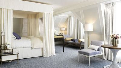 The Connaught - Mayfair, London, England - 5 Star Luxury Hotel