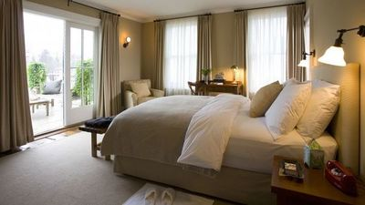 Hotel Fauchere - Milford, Pennsylvania - Relais & Chateaux Luxury Inn