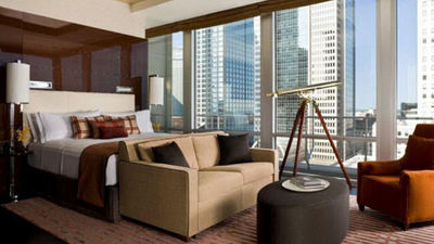 The Joule, A Luxury Collection Hotel - Dallas, Texas - 5 Star Luxury Hotel