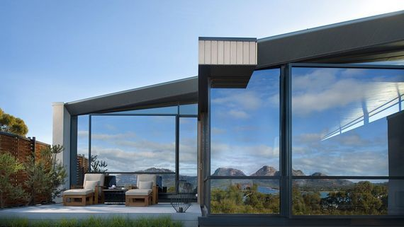 Saffire Freycinet - Tasmania, Australia - Exclusive 5 Star Luxury Lodge-slide-1