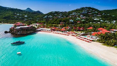 Eden Rock - St Barths, Caribbean Luxury Resort