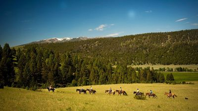The Ranch at Rock Creek - Philipsburg, Montana - Exclusive Luxury Guest Ranch