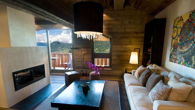 The Lodge - Verbier, Switzerland - Exclusive Luxury Ski Chalet
