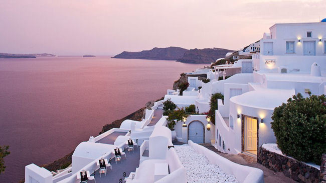 Canaves Oia Hotel - Santorini, Greece - Luxury Boutique Resort-slide-3