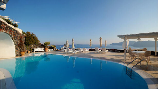Canaves Oia Hotel - Santorini, Greece - Luxury Boutique Resort-slide-1