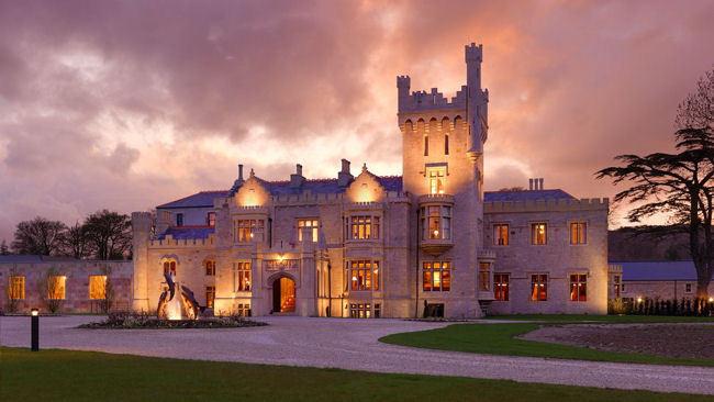 Solis Lough Eske Castle County Donegal Ireland Luxury Hotel Slide 7