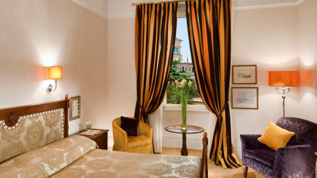 Hotel Eden Rome Italy 5 Star Luxury Hotel
