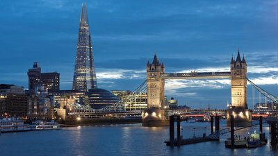 Shangri-La Hotel, at The Shard, London 5 Star Luxury Hotel