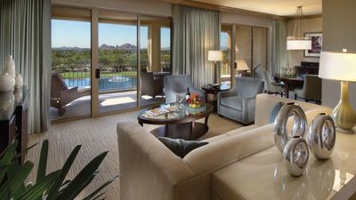 The Canyon Suites at The Phoenician - Scottsdale, Arizona