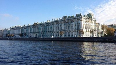 The Official State Hermitage Hotel - St. Petersburg, Russia