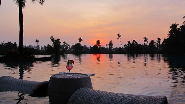 Alila Diwa Goa - Sunset Beach, Goa, India - Luxury Resort-slide-9