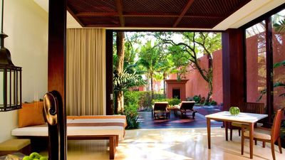 THE BARAI at Hyatt Regency Hua Hin, Thailand 5 Star Luxury Resort