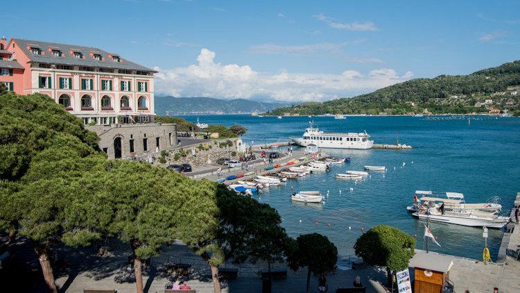 Grand Hotel Portovenere Cinque Terre Italy Luxury Boutique Hotel