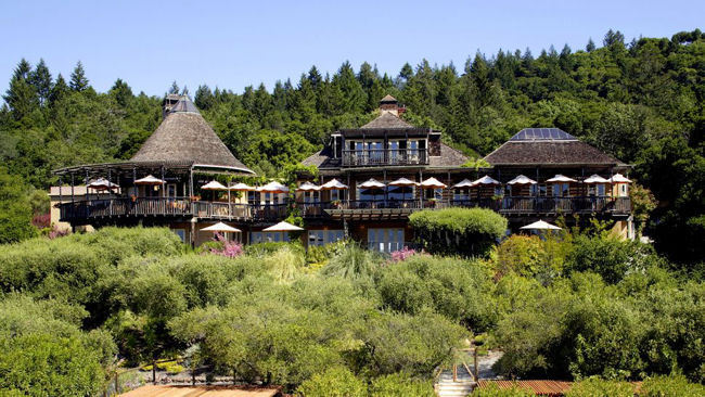 Auberge du Soleil - Napa Valley, California - 5 Star Luxury Resort-slide-3