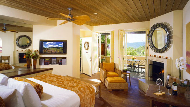 Auberge du Soleil - Napa Valley, California - 5 Star Luxury Resort-slide-1