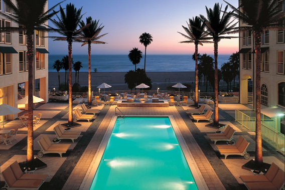 Loews Santa Monica Beach Hotel, California Luxury Resort-slide-2