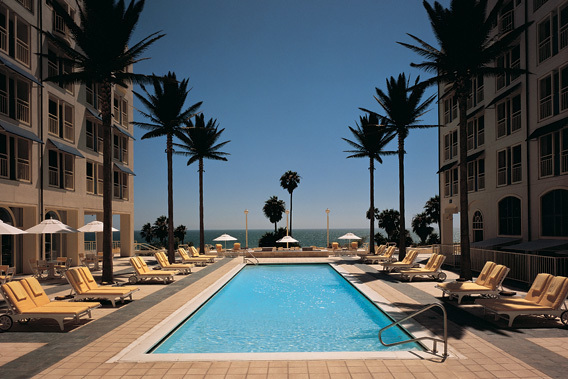 Loews Santa Monica Beach Hotel, California Luxury Resort-slide-1