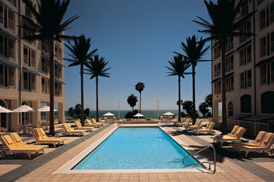 Loews Santa Monica Beach Hotel, California Luxury Resort