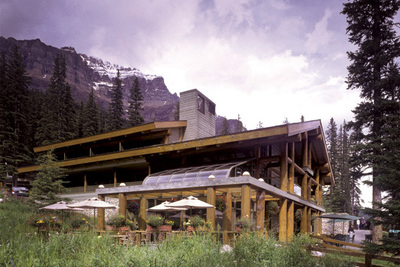 Moraine Lake Lodge - Banff, Canada - Luxury Adventure Lodge