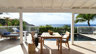 Hotel Le Toiny - St Barthelemy, Caribbean Exclusive Luxury Resort