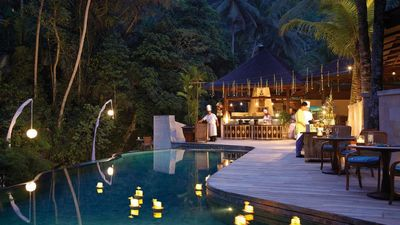 Four Seasons Resort Bali at Sayan - Ubud, Bali, Indonesia