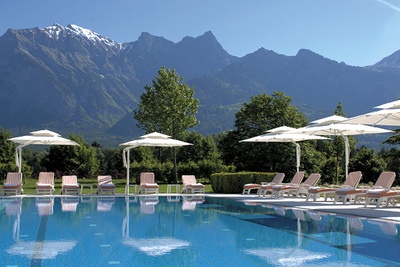 Grand Hotel Quellenhof & Spa Suites - Bad Ragaz, Switzerland - 5 Star Luxury Spa & Golf Resort