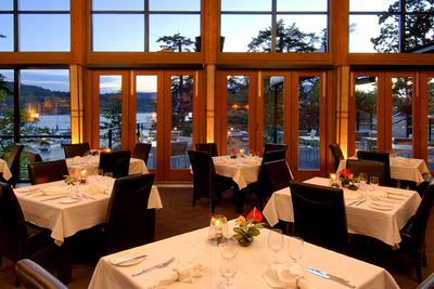 Brentwood Bay Resort & Spa - Victoria, British Columbia, Canada