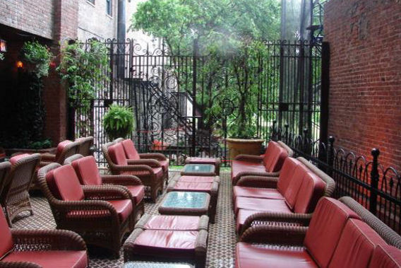 The Bowery Hotel - New York City - Luxury Boutique Hotel-slide-1
