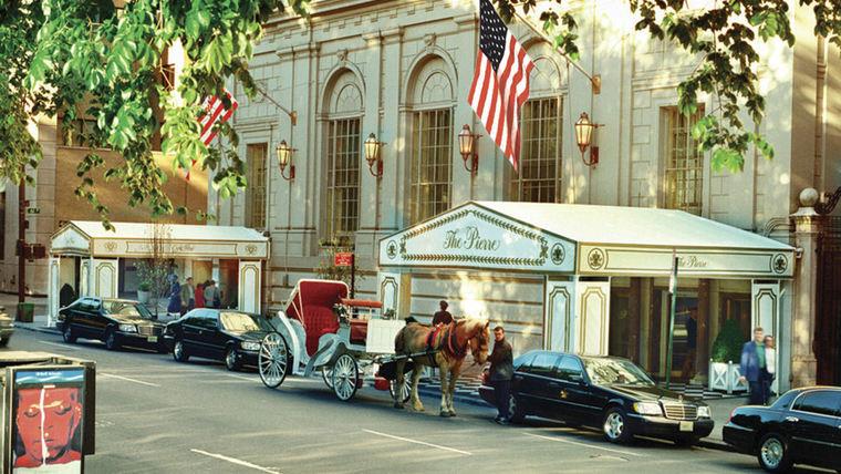 The Pierre A Taj Hotel New York City 5 Star Luxury Hotel
