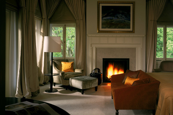Berkshire Mountains Luxury Hotels