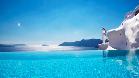 Katikies - Oia, Santorini, Greece - Exclusive 5 Star Boutique Hotel-slide-3