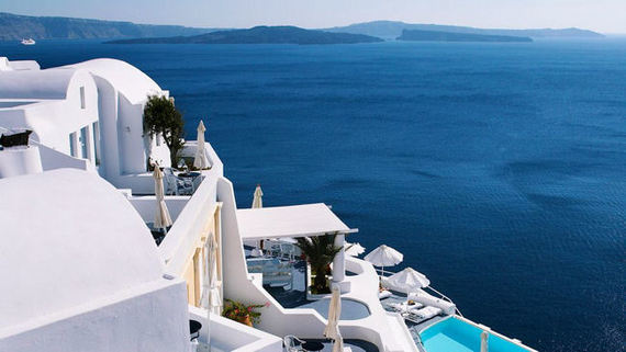 Katikies - Oia, Santorini, Greece - Exclusive 5 Star Boutique Hotel-slide-2