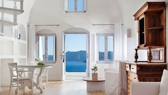 Katikies - Oia, Santorini, Greece - Exclusive 5 Star Boutique Hotel-slide-1