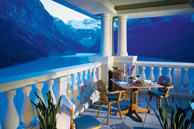 Fairmont Chateau Lake Louise, Canada - Luxury Resort Hotel